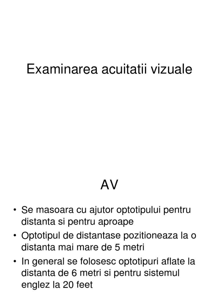 acuitate vizuală pentru distanță masă pentru viziune cu litere