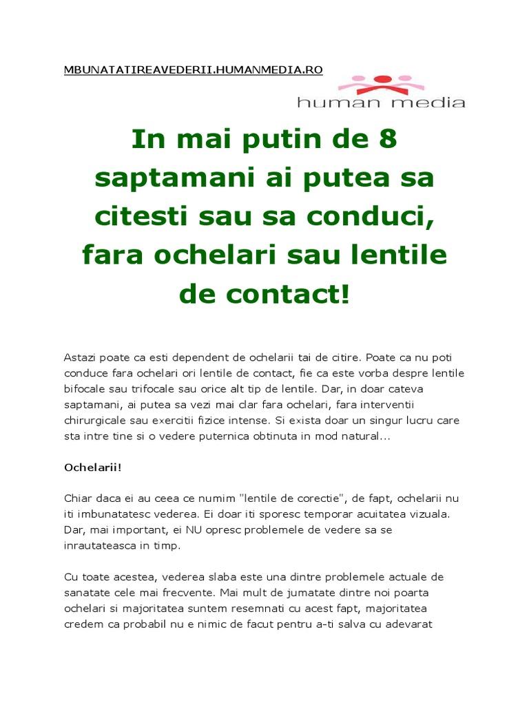 Acuitate vizuala - Visual acuity - limuzinedeinchiriat.ro
