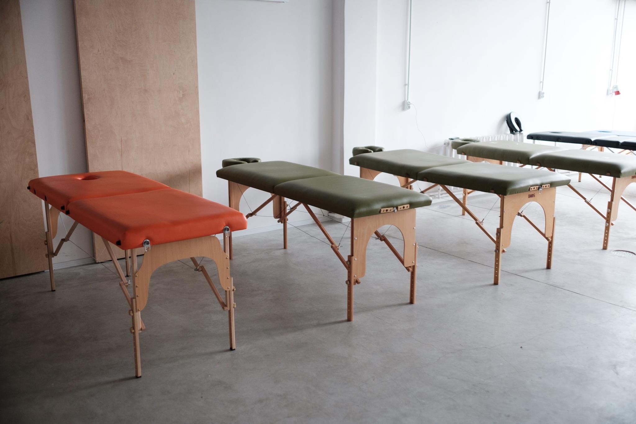 Masaj medical pentru antrenamentul persoanelor cu deficiențe de vedere