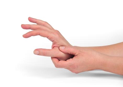 mâinile amorțesc și tulburări de vedere