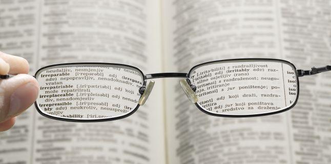 factori de afectare a vederii