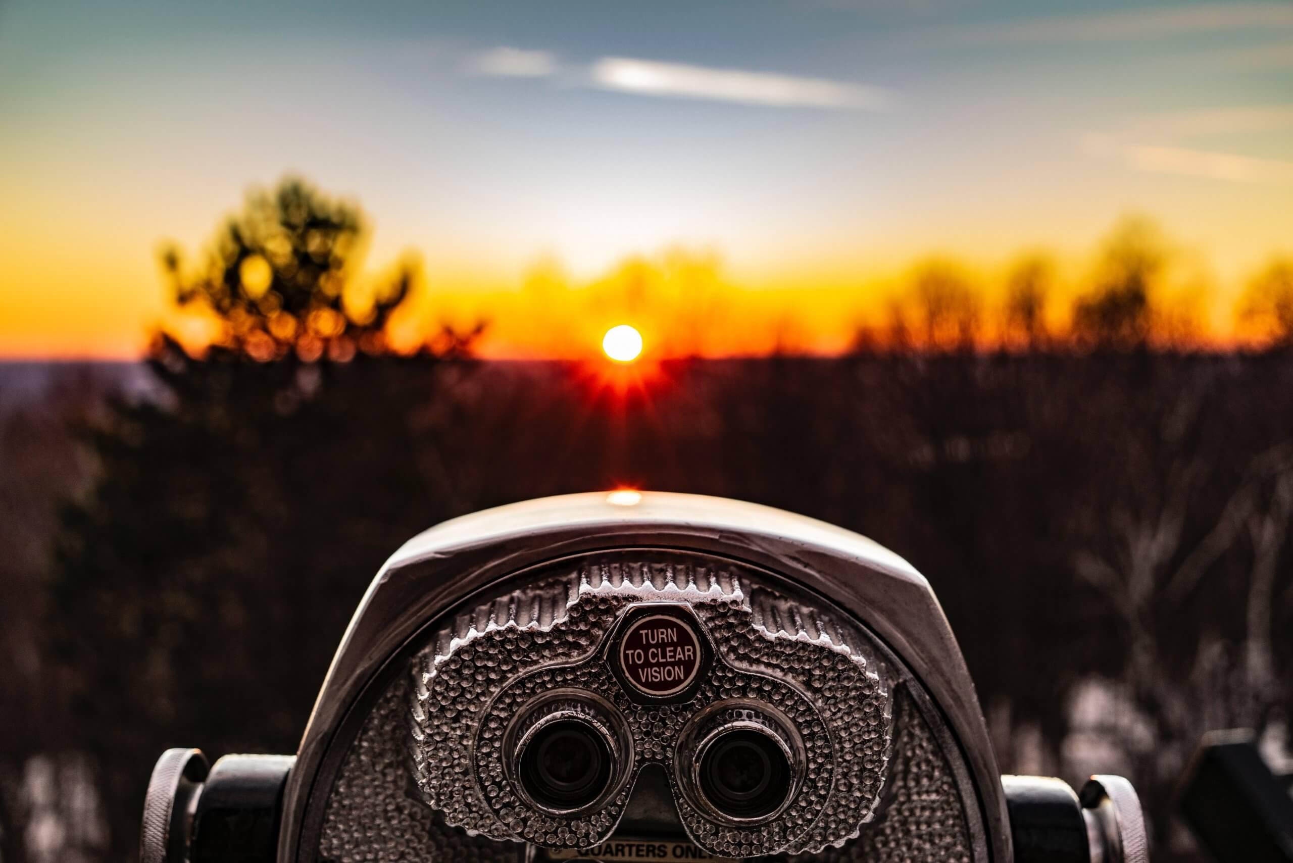 când se formează viziunea în viziunea ondulează