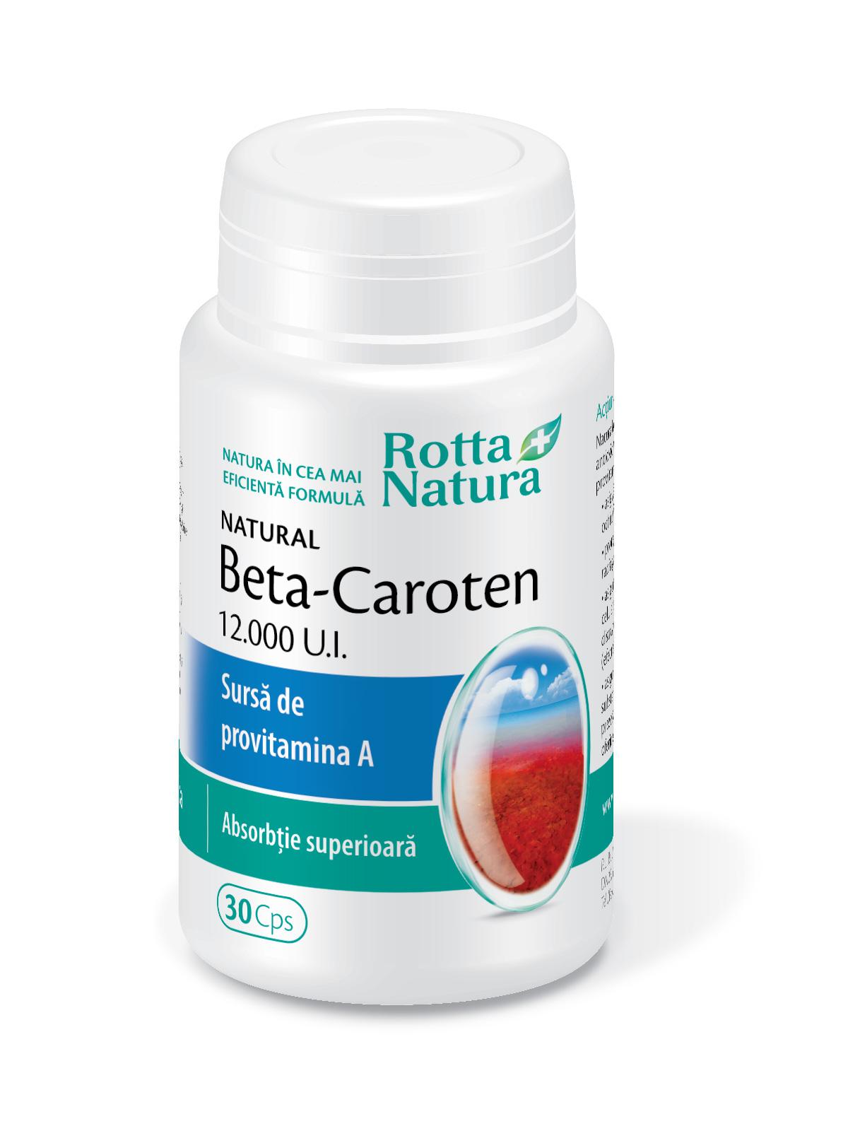 beta caroten pentru vedere grădini de viziune corectivă