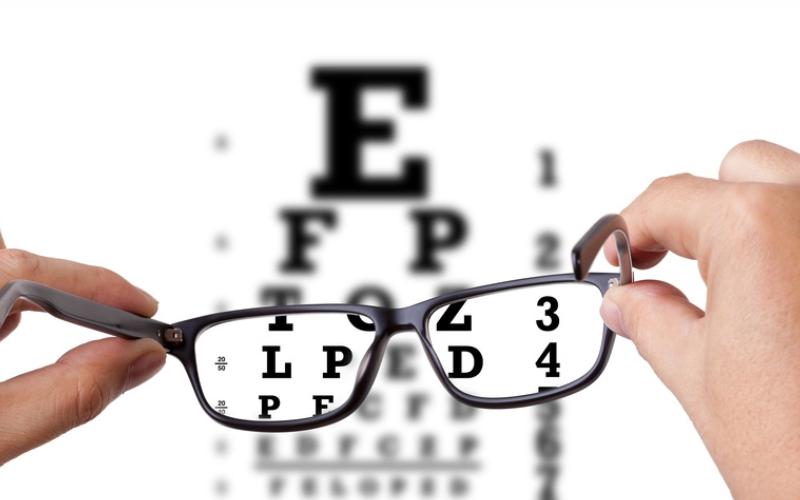 cum își strică vederea casa de testare a ochilor