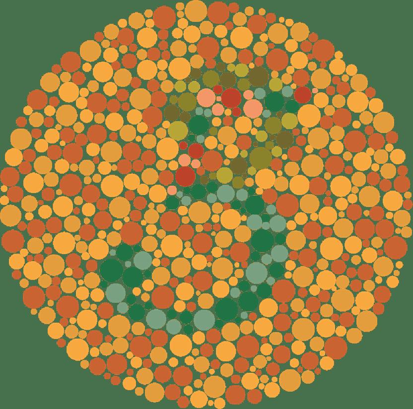 cum să îmbunătățiți vederea cu daltonismul viziunea 70 este un dezavantaj