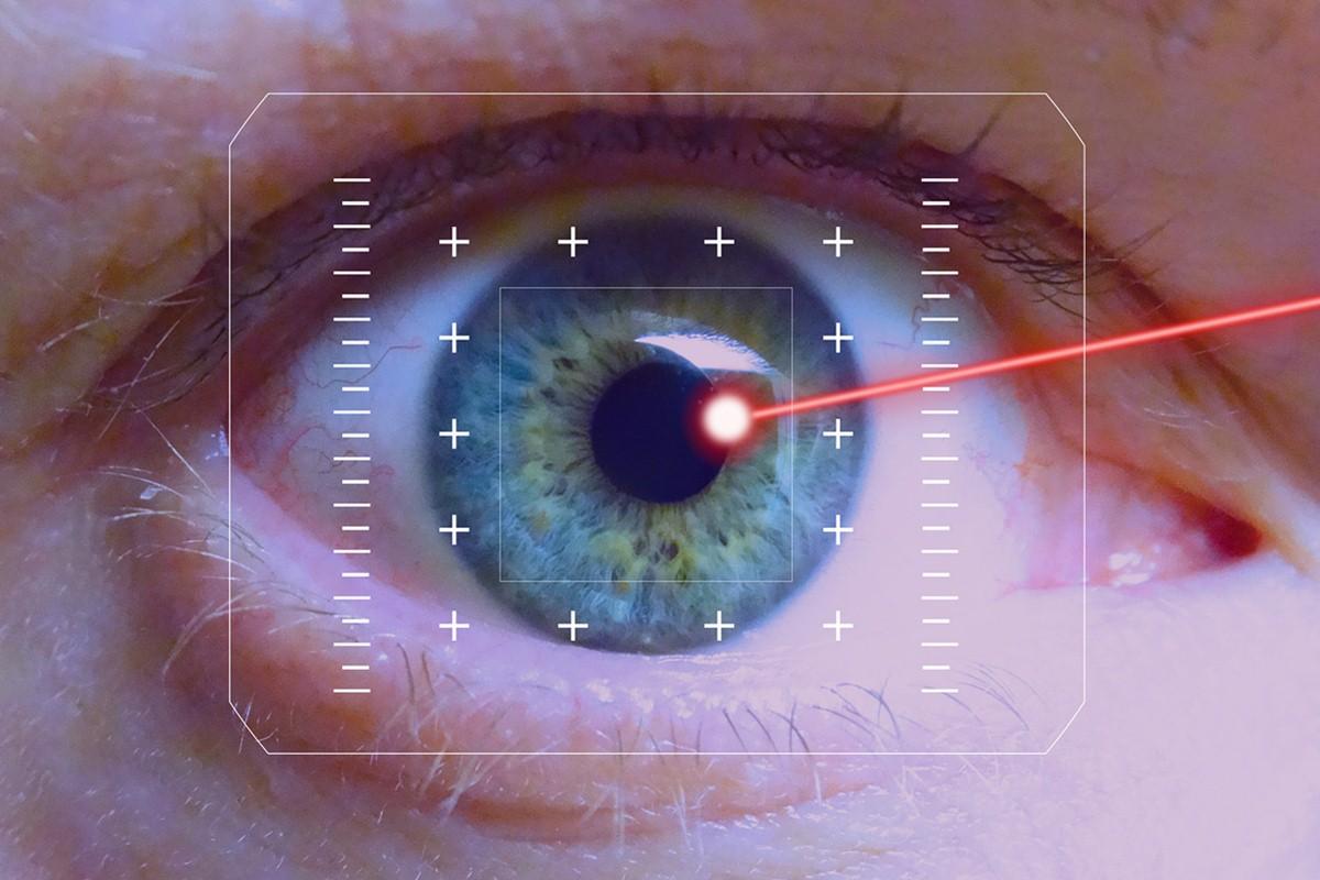 grila ochiului de vedere