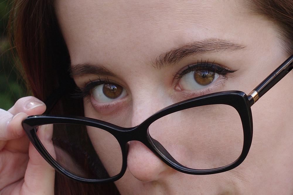 vedere încețoșată și durere de ochi simulator de viziune tonus