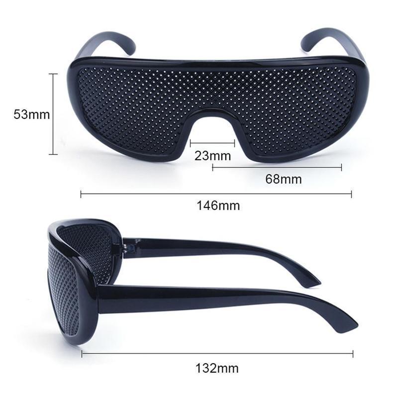 ochelari pentru îmbunătățirea vederii fotografie neagră lega artis vision