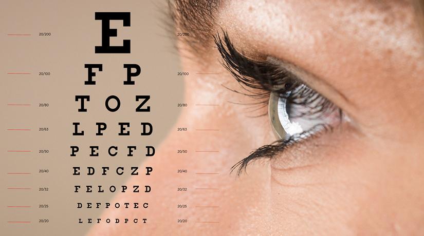 test de vedere la fața locului tehnologii de restaurare a vederii