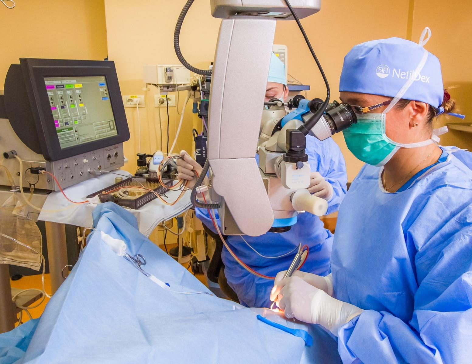 ouă de prepeliță și vedere efectuează operații pentru hipermetropie