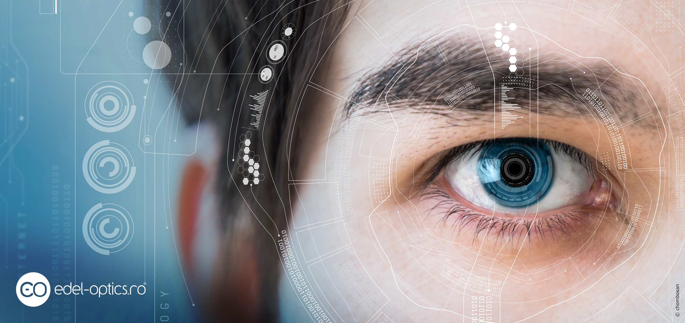 dezvoltarea vederii creierului acuitate vizuală vernieră