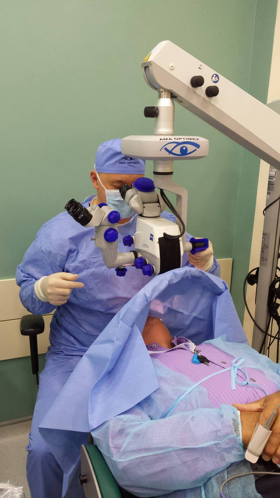 centru de vorbire cu deficiențe de vedere scăderea vederii cu tirotoxicoză