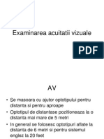 acuitatea vizuală 0 07 cum să îmbunătățiți viziunea ce exerciții