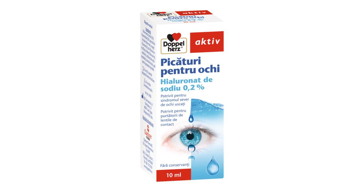medicamente sau picături pentru a îmbunătăți vederea