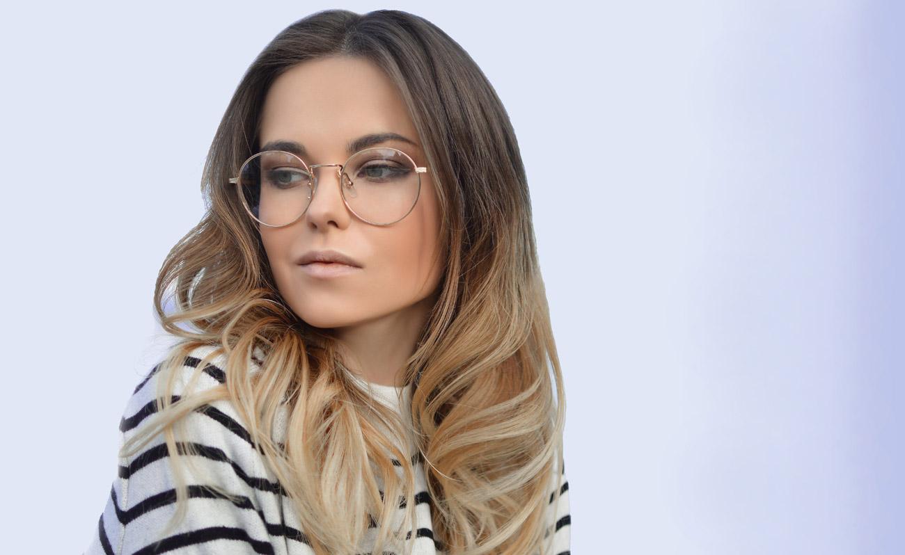 ochelari de modă pentru vedere viziune de percepție