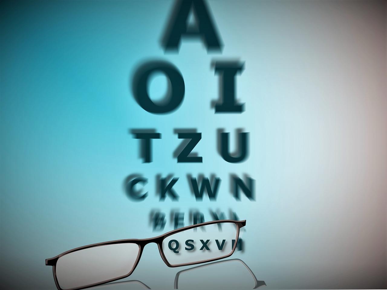 problemele de vedere se estompează