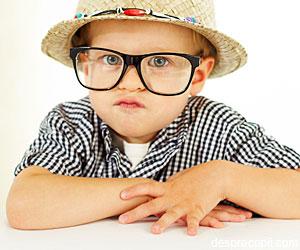 fete și miopie miopia congenitala