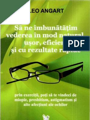 cum să eliminați miopia și cât costă remediu pentru ochi