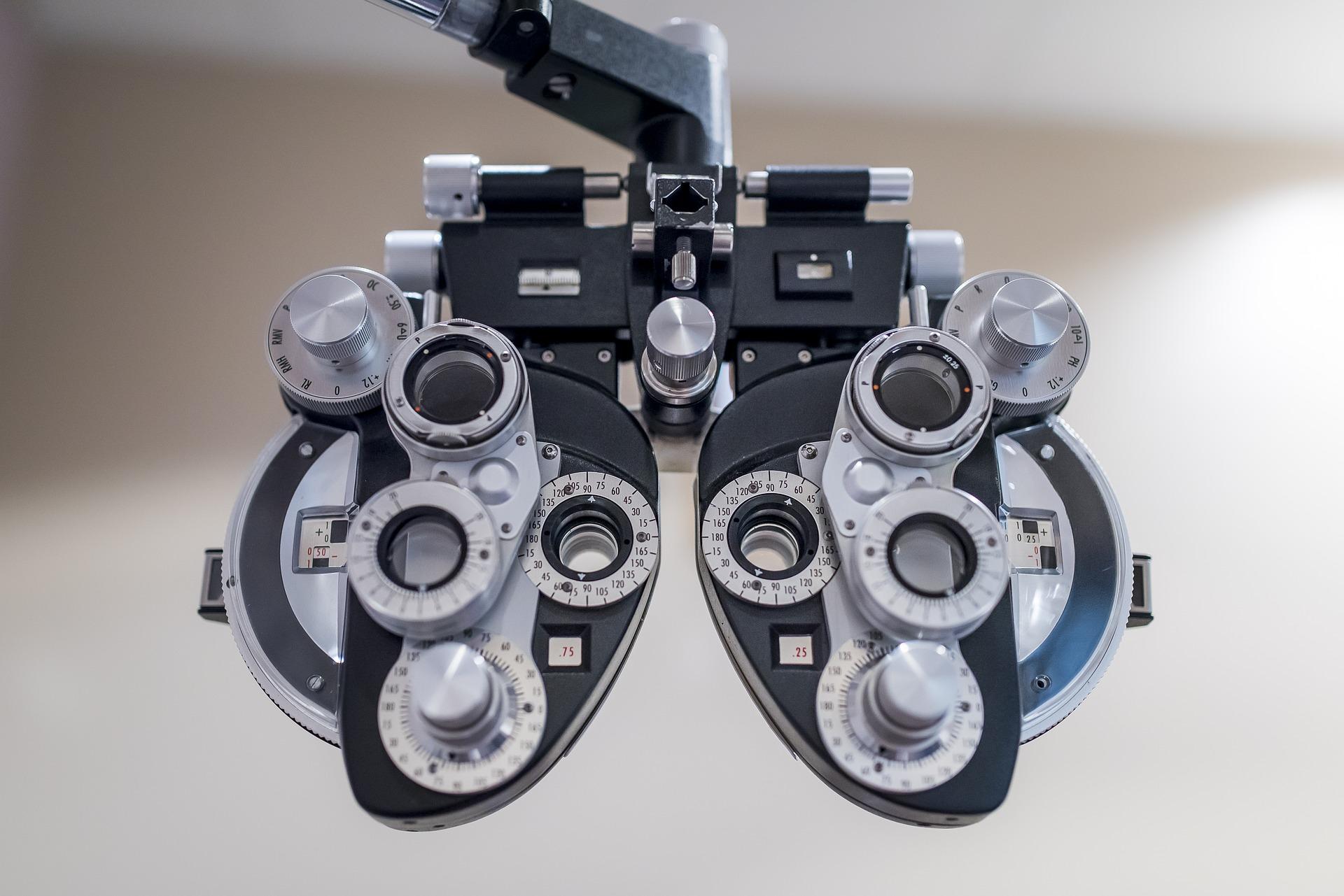 lista echipamentelor pentru cabinetul oftalmologului restabiliți vederea cu mâncarea