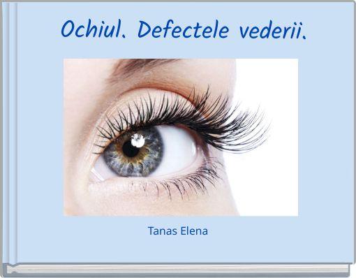 o deteriorare accentuată a vederii este acuitatea vizuală od