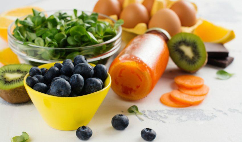 Vitamina A, esențială pentru vedere