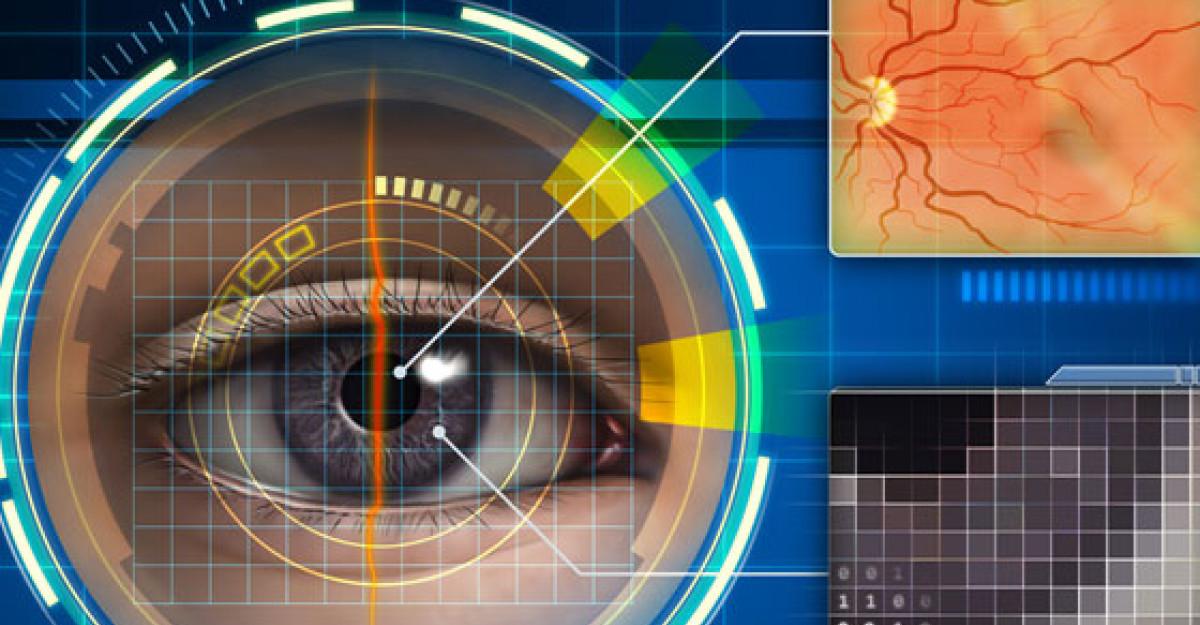 problema problemei vederii examinarea ochilor cu