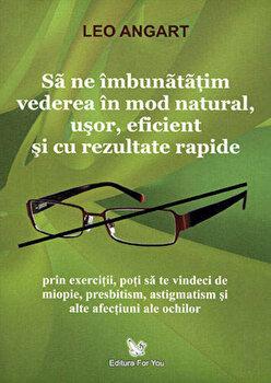 hrană pentru ochi pentru a îmbunătăți vederea