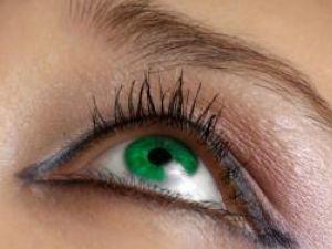 lentile colorate din punct de vedere