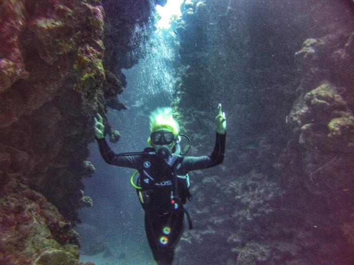 scufundări pentru vedere viziune sinoptică