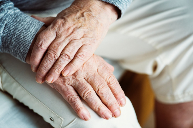 viziune la vârstnici