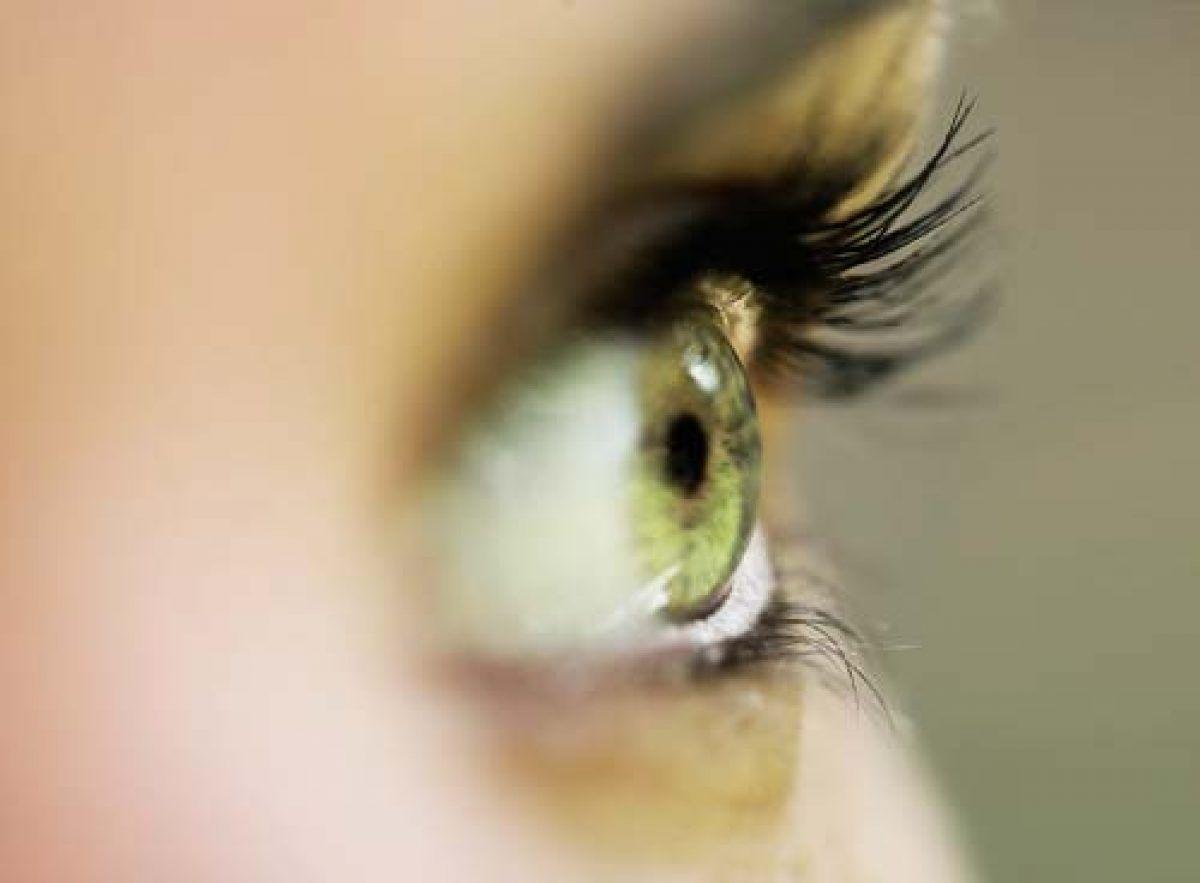 cum să agravezi temporar vederea)