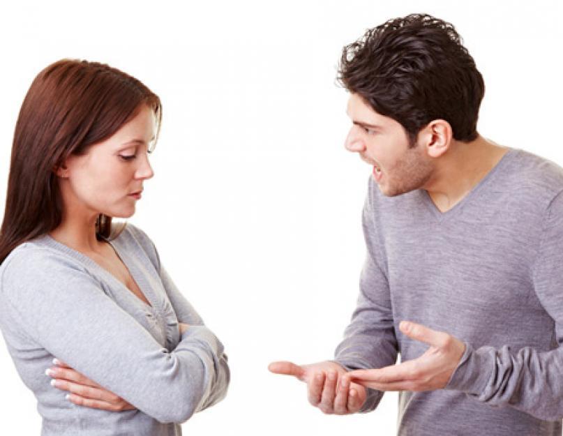 suspiciunea și gelozia față de soțul ei
