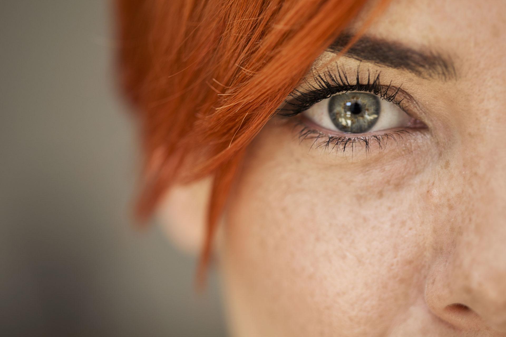 viziune protetică oculară