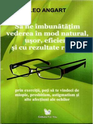 ce întărește viziunea unei persoane oftalmologie pediatrică