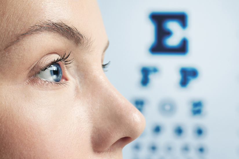 restabiliți vederea în caz de cheratită