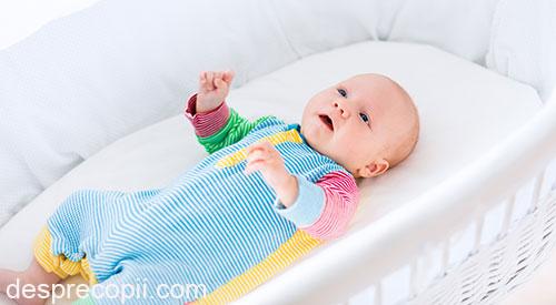 vedere nou-nascut prima luna Miopia interferează