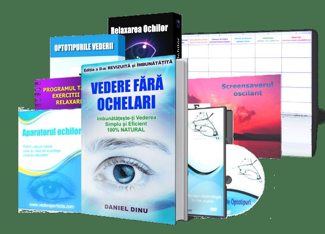 medicament pentru restabilirea și îmbunătățirea vederii