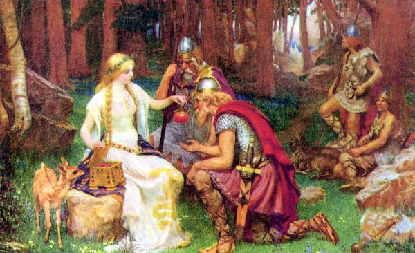 trăsături caracteristice viziunii mitologice despre lume