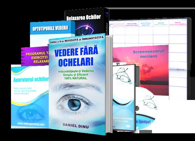 ochii lărgiți poate exercita restaurarea vederii
